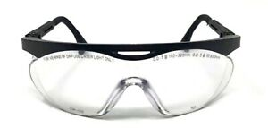 Sperian Uvex Laser Safety Glasses Lsk co2 New With Hard Zip Up Case