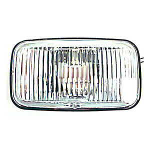 Cpp Ch2590102 Left Fog Lamp Assembly For 93 95 Jeep Grand Cherokee