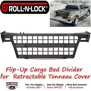 Cm101 Roll N Lock Tonneau Cargo Manager Bed Divider Ford F150 5 6 Bed 2015 2019