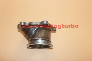 T25 T28 Gt25 Gt28 To 2 5 63mm V band Flange Turbo Downpipe Adapter 5 Bolt Outle