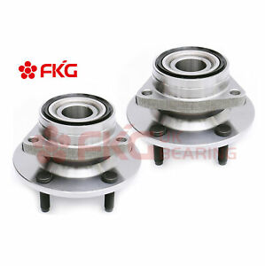 Front Wheel Bearing Hub For 94 1995 1996 1997 1998 1999 Dodge Ram 1500 515006x2