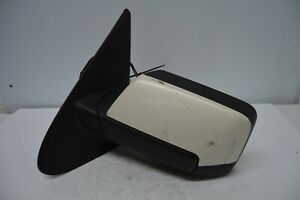 2007 2008 Ford Expedition Rear View Side Mirrorleft White Ak33 003