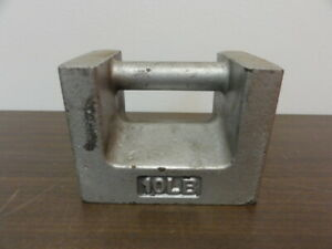 10 Lb Standard Scale Weight