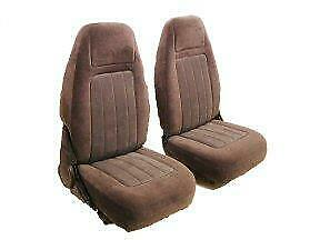 Chevy Blazer Seat Upholstery For Front Buckets And Rear 1987 1991 Made In Usa