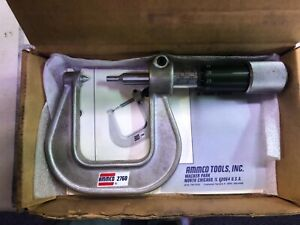 New In Box Ammco 2760 Rotor Micrometer