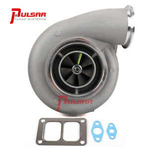 S400sx4 S475 75mm Cast Compressor Wheel T6 Twin Scroll 1 32 A R Turbo Charger
