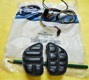 new Mercury Marauder Steering Wheel Switches Genuine Ford Fits Many Others