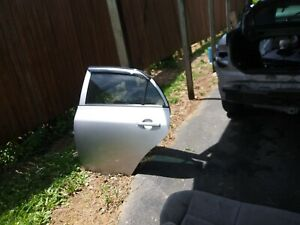 2009 2010 2011 Toyota Corolla Door And Other Parts Look Hood Trunk Spoiler Grey