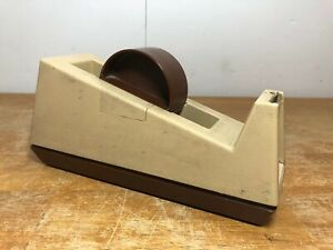 Scotch C 25 Weighted Tape Dispenser 3 Core 3m Model 28000 For 1 Wide Tape