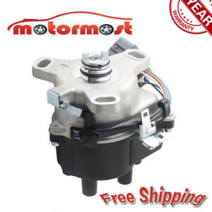Ignition Distributor For 1992 1995 Honda Prelude Se Si Vtec Model 75182 8417405