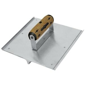 Kraft Tool Elite Series Concrete Groover Stainless Steel 8 X 8 1 2 Deep