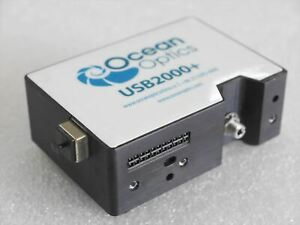 Used Usb2000 Miniature Fiber Optic Spectrometer Ocean Optics F s From Japan