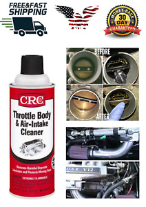 Amazing Throttle Body And Air Intake Lubricant Cleaner Spray 12 Oz Diy New