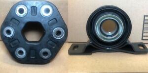 Drive Shaft Center Support Bearing And Flex Joint For 1993 1998 Toyota Supra