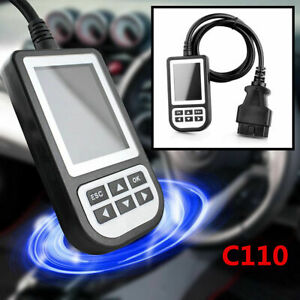 Scanner Airbag Diagnostic Fault Read Trouble Code Scan Tool For Bmw C110 Obd2