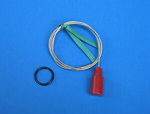 Muncie Shifter 4 Speed Reverse Lockout Lock Out Cable And Shifter Handle O Ring