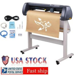 34 In Vinyl Cutter Cutting Plotter Machine Roland Compatible Blade Holder