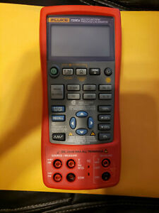 Fluke 725ex Multifunction Process Calibrator Calibrated In August