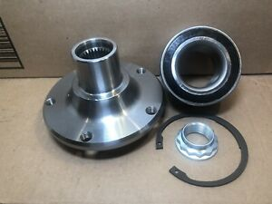Front Wheel Hub Bearing Kits For 2001 2005 Bmw 325xi Awd Only One Side