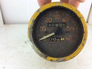 Willys Mb Ford Gpw Ac Speedometer Short Needle