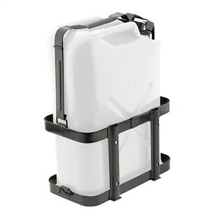 Smittybilt 2798 Jerry Gas Can Holder Holds 5 Gallon Can