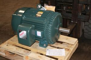 New Baldor Two Speed 40 10 Hp Motor 1775 870 Rpm Ctm1765t Fame 324t 460v
