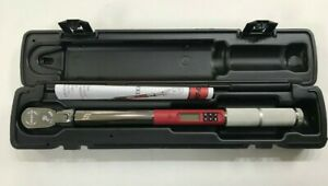 Snap on Atech2fm100 Torque Wrench 5 100 Ft Lbs 3 8 Drive