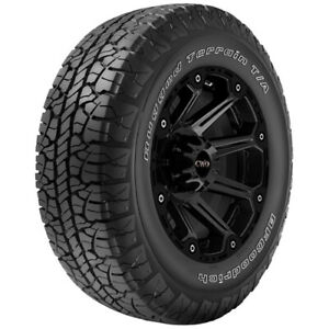 4 P245 75r16 Bf Goodrich Rugged Terrain T A 109t Sl 4 Ply White Letter Tires