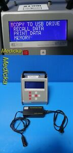 Met One Bt 637 Bechtop Particle Counter W Adapter power Cord 19193