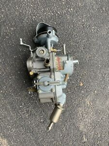 1 Bbl Carburetor From A 1966 Ford Mustang