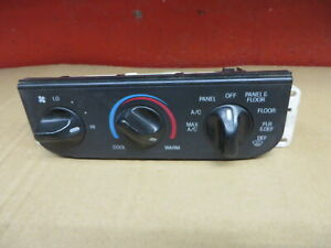 Ford Expedition F150 F250 Navigator 99 02 Climate Control A c Oem Xl3h19e764a