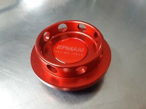 Mitsubishi Eclipse 4g63 Turbo Red Engine Billet Oil Cap Mirage Lancer