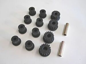 Leaf Spring Shackle Spacer Bushing Set Oem Samurai 80 95