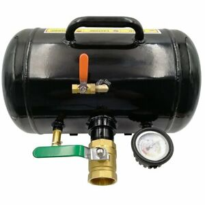 5 Gallon Air Tire Bead Seater Blaster Tool Seating Inflator Truck A