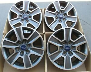 18 Ford F150 Wheels Oem Rims Expedition 4 Wheels