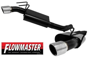 Flowmaster 817495 American Thunder Axle Back Exhaust System 2010 2013 Camaro Ss