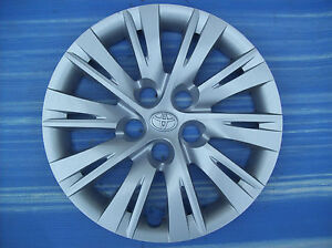 Oem Toyota Camry Hubcap Wheel Cover 2012 2013 2014 16 Factory Toyota 61163 1