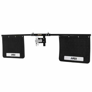 Apex Hmf 2418 Adjustable Hitch mounted Mud Flap