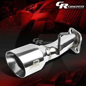 J2 4 muffler Rolled Tip Racing Axle cat Back Exhaust For Frs brz 86 Fa20 4ugse