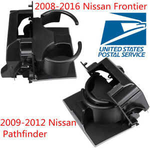 Quality Car Center Console Double Cup Water Bottle Holder 96965 zs00a For Nissan