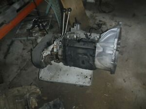 Jeep Gm V8 Swap Nv4500 Dana 300 Transfer Case 5 Speed Manual Transmission