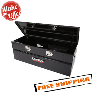 Dee Zee Dz8546b Red Label Truck Bed Toolbox Utility Chest Style Aluminum