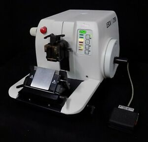 Leica Rm2155 Motorized Microtome Fully Reconditioned