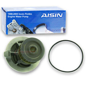 Aisin Water Pump For 1998 2003 Isuzu Rodeo 2 2l L4 Engine Coolant Ch