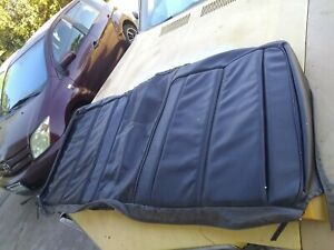 1968 Plymouth Satellite Gtx Hardtop Rear Seat Cover