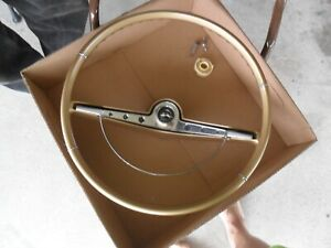 1963 Chevrolet Impala Original Steering Wheel With Center Cap