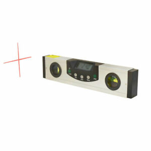 9 Digital Laser Level Angle Incline Protractor Electronic Angle Gauge