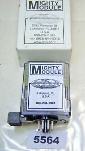 Wilkerson Relay Transmitter Mighty Module Mm4100l