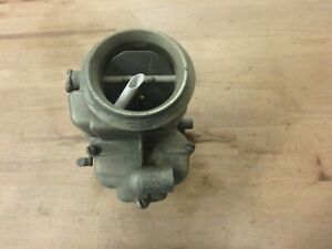 Rebuilt Holley 94 Model 2100 Ford Flathead Ebu 2 Barrel Carburetor