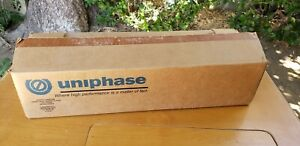 Uniphase Helium Neon Gas Laser Mint In Box Working